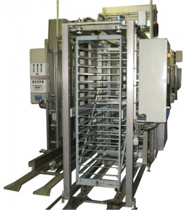 Tray Destacker